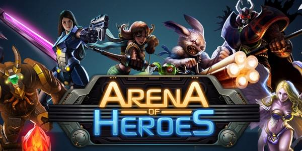Arena of Heroes Header