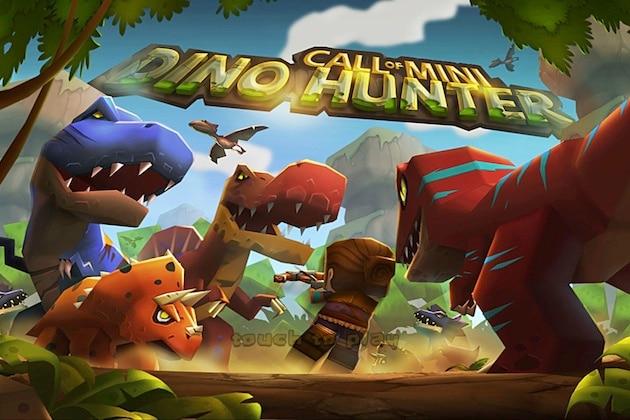 Call of Mini Dino Hunter, un nuovo free-to-play con modalità co-op (foto e video)