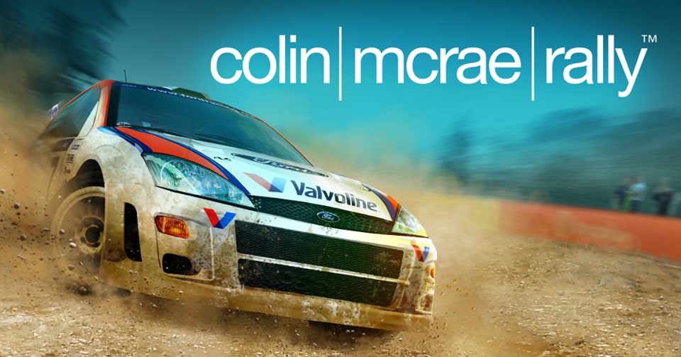 Colin McRae Rally Header
