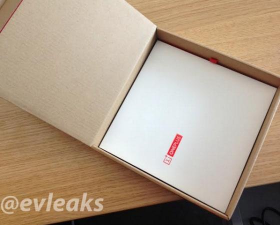 Confezione OnePlus One