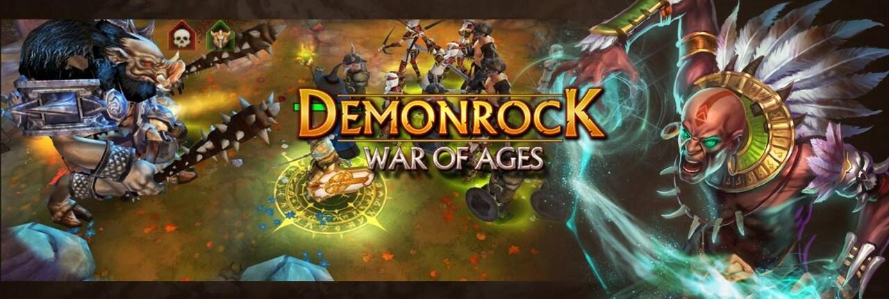 Demonrock: War of Ages, il nuovo RPG strategico di Crescent Moon Games (foto e video)