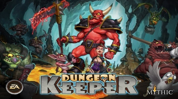 Dungeon Keeper Header high resolution