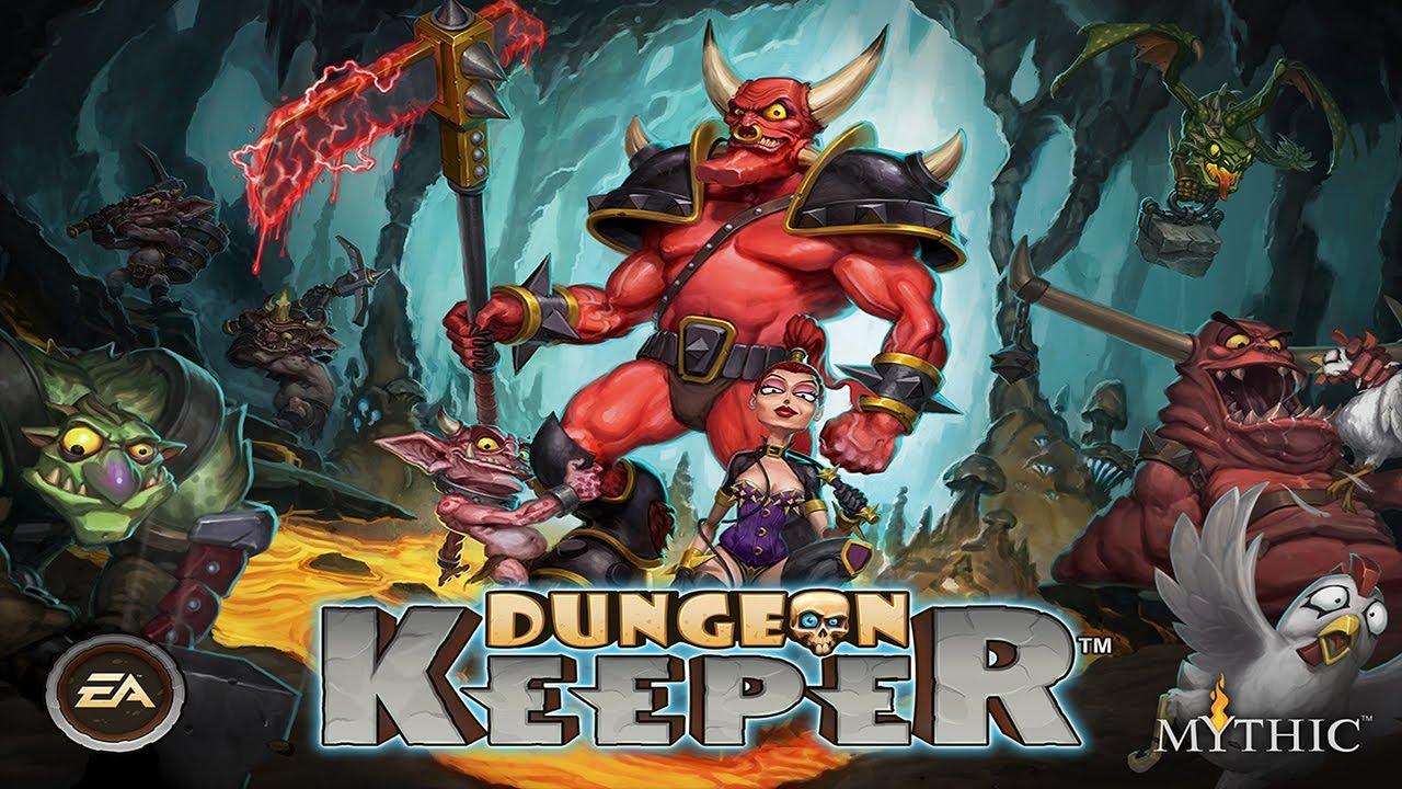 """Il reboot di Dungeon Keeper per Android e iOS è una """"vergogna"""", parola del CEO di EA"""