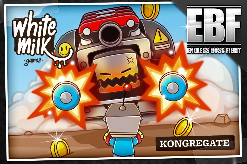 Endless Boss Fight: l'action arcade italiano arriva sul Play Store (foto e video)
