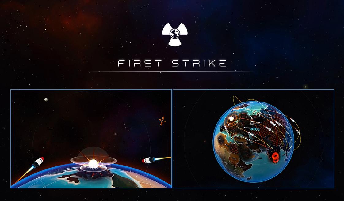 First Strike Header