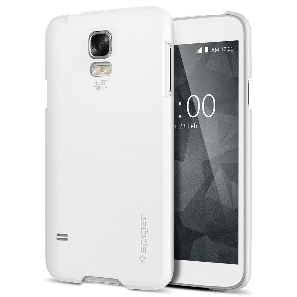 Spigen pubblica su Amazon degli ipotetici (parziali) render del Galaxy S5 (foto)