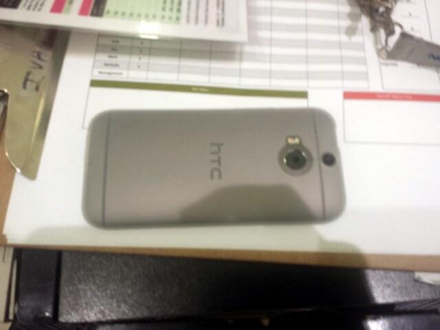 La fotocamera di HTC All New One svelata durante l'MWC?