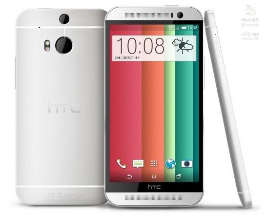 HTC One 4 render 4