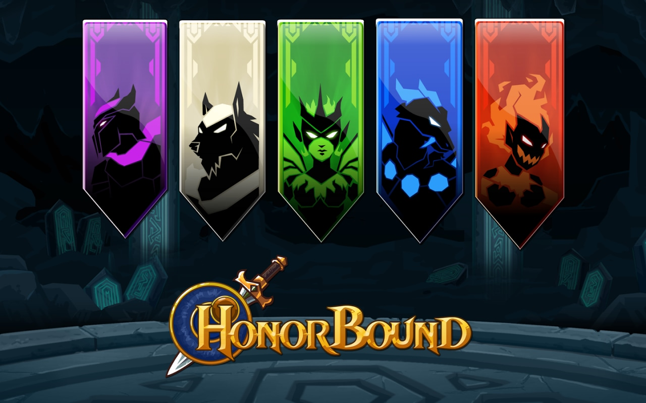 HonorBound (RPG) Header