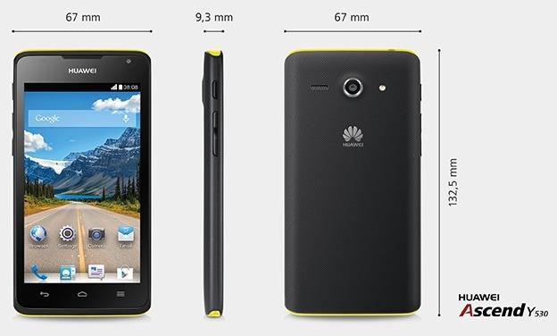 Huawei Ascend Y530 2