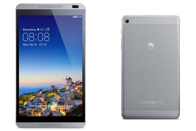Huawei MediaPad M1 8.0 ufficiale: un nuovo tablet da 8 pollici economico con LTE (aggiornato con prezzo)