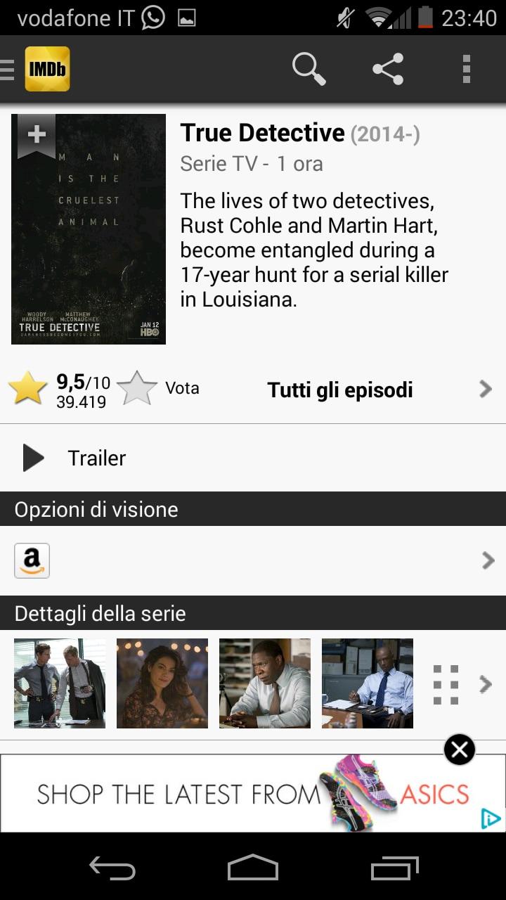 IMDb holo