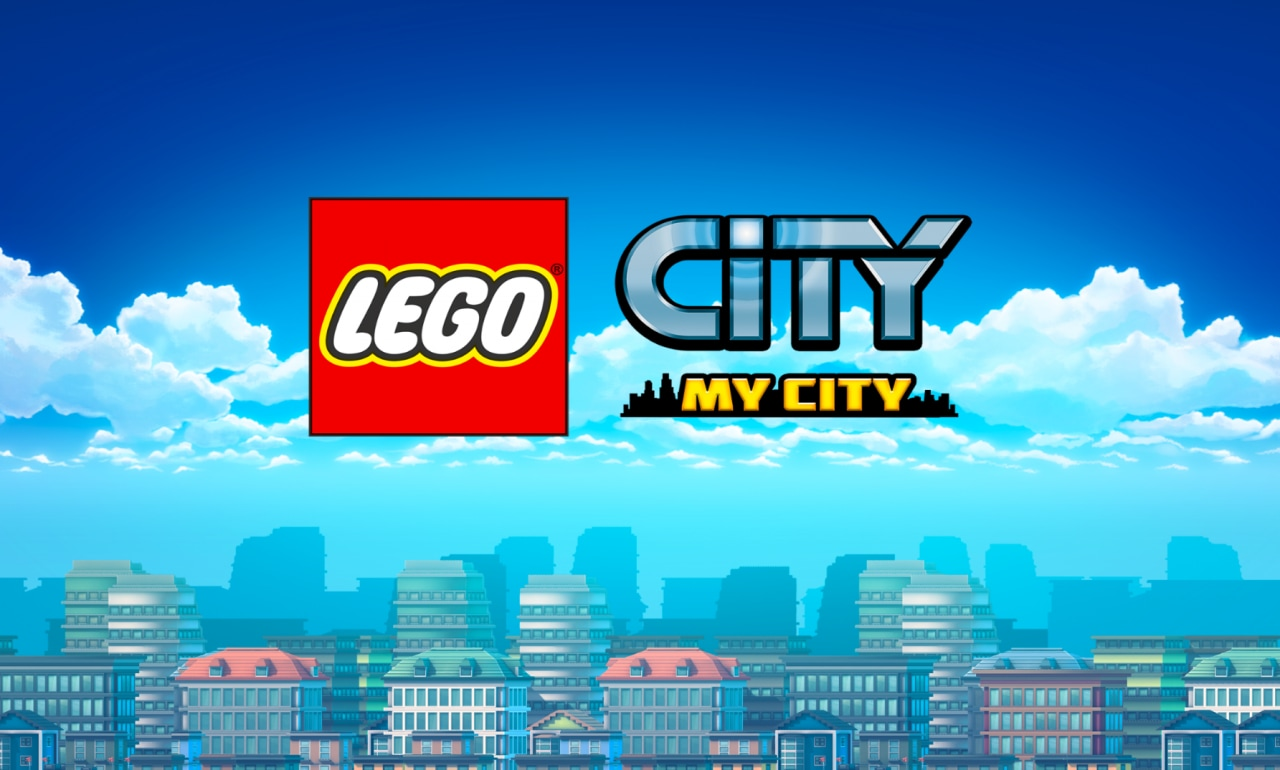 LEGO City My City header