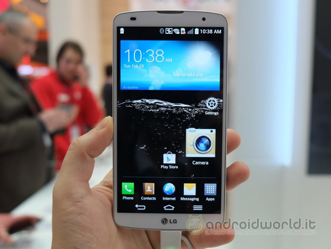 LG avrebbe rinunciato alla serie G Pro per concentrarsi su G4