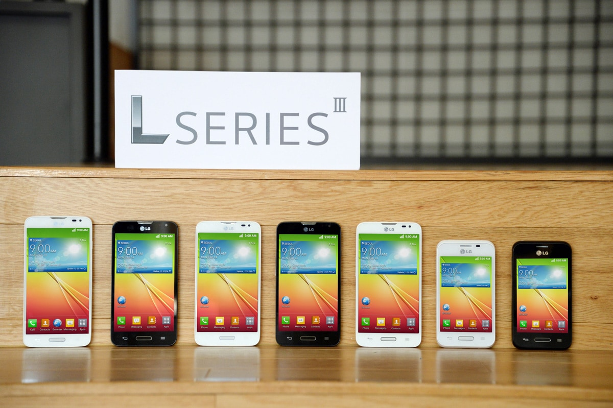 LG L40, L70 ed L90 in pre-ordine su ePrice