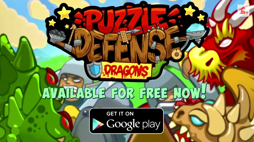 Puzzle Defense Dragons Header