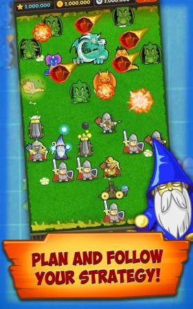 Puzzle Defense Dragons Sample (1)