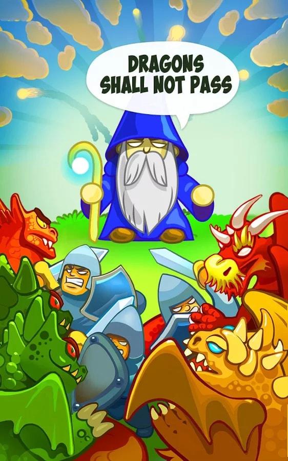 Puzzle Defense Dragons Sample (3)
