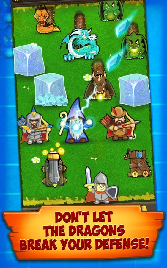 Puzzle Defense Dragons Sample (4)