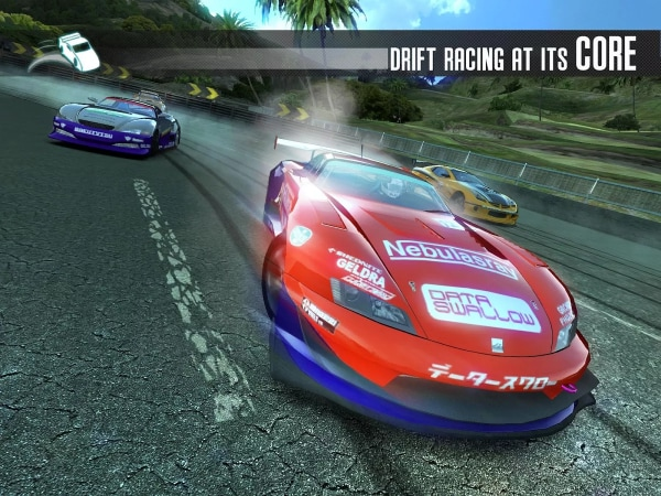 Ridge Racer Slipstream Sample (2)