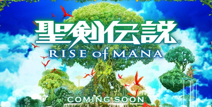 Rise of Mana: un nuovo RPG free-to-play di Square Enix in arrivo anche su Android (video)