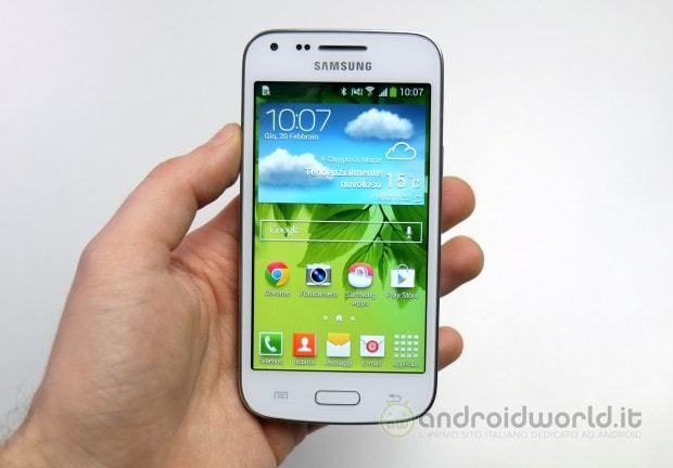 Samsung Galaxy Core Plus 5