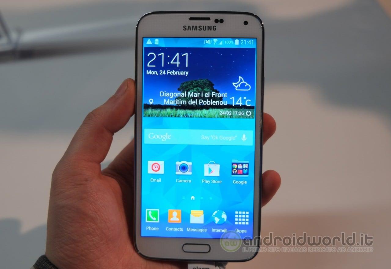 Galaxy S5 a 621€ su Amazon.it e addirittura a 599€ da un rivenditore di terze parti