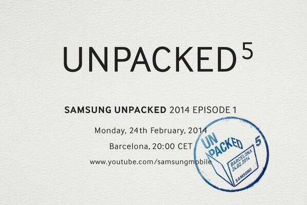 Samsung pubblica un teaser per l'evento di stasera che conferma il tasto centrale (video)