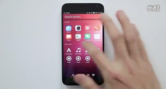 Meizu MX3 con Ubuntu Touch: hands-on (video)