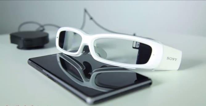 Sony mostra come gli SmartEyeglass possano cambiarvi la vita (video)