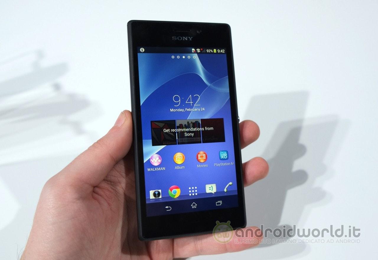 Sony Xperia M2 3