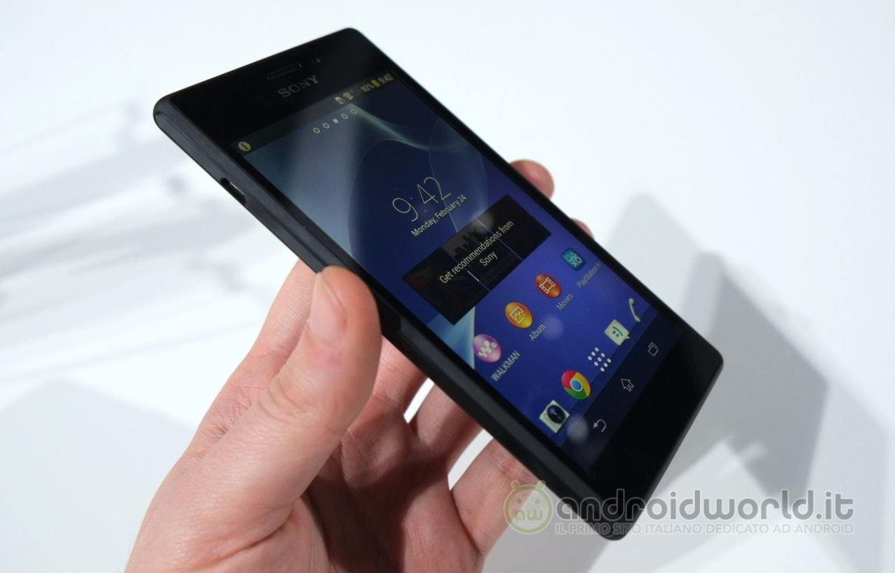 Sony Xperia M2 4
