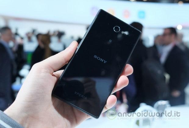 Sony Xperia M2 8