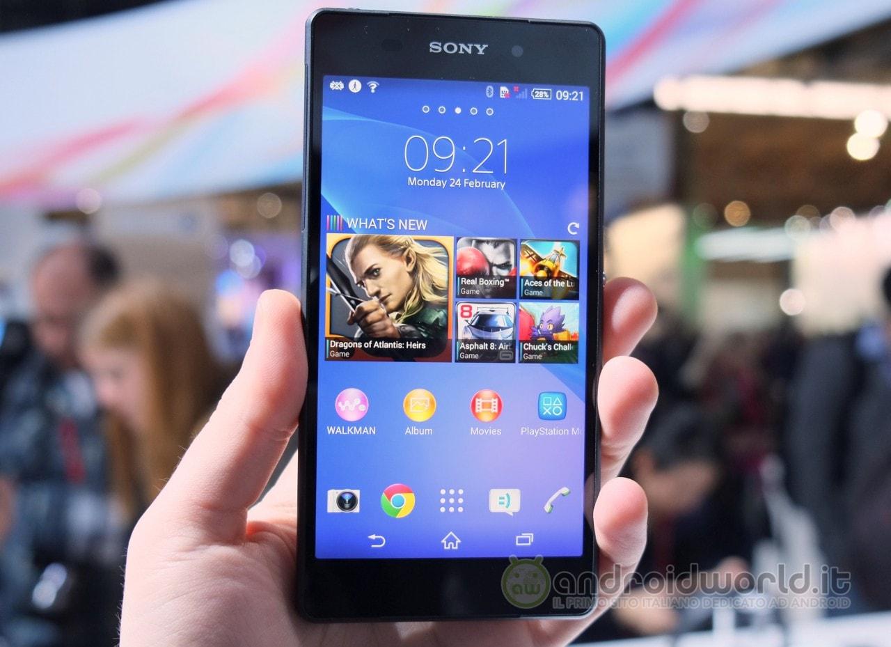 Sony Xperia Z2 09
