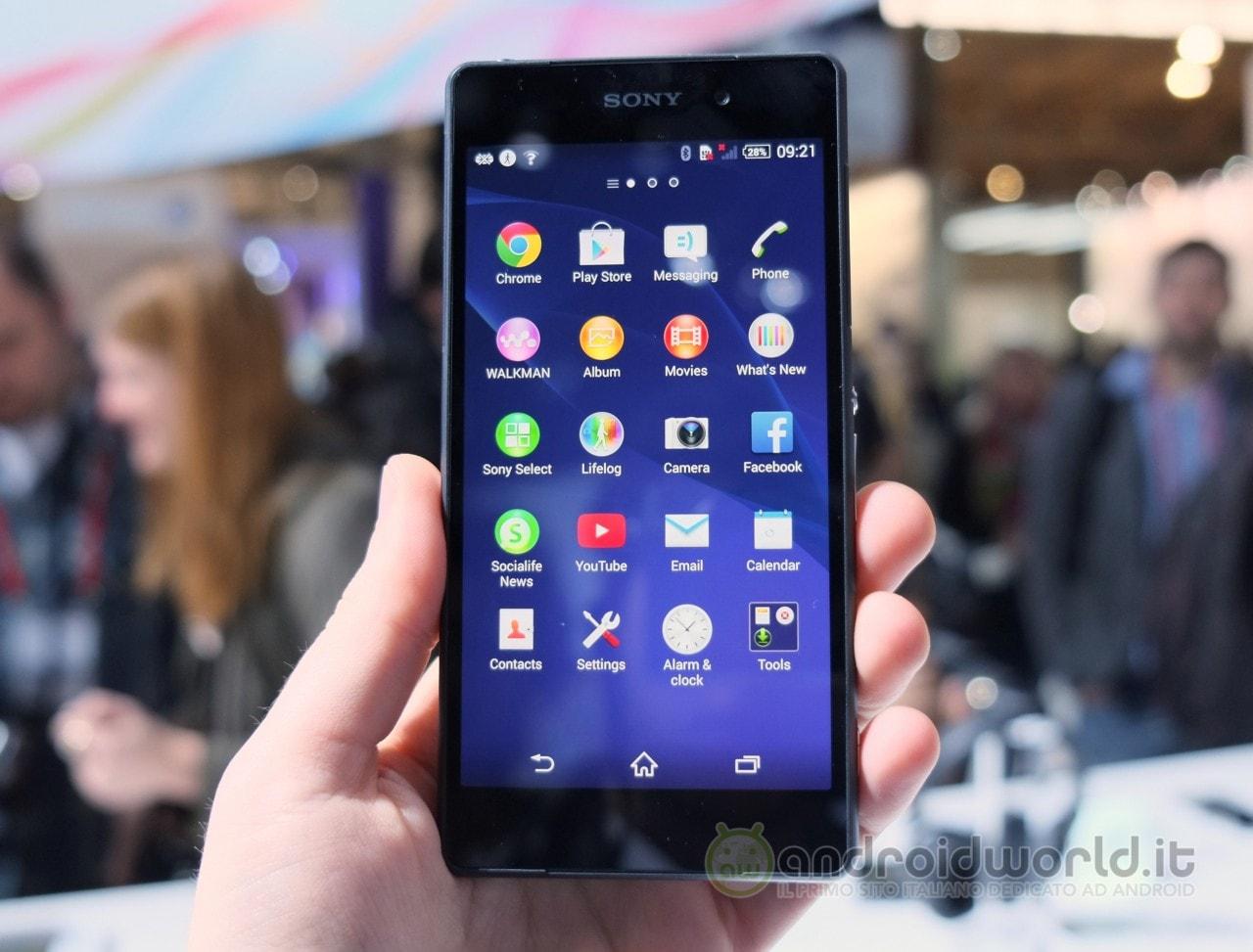 Sony Xperia Z2 10