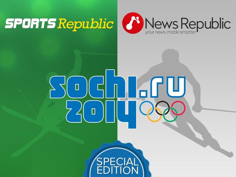 Anche Sports Republic si prepara alle olimpiadi invernali di Sochi