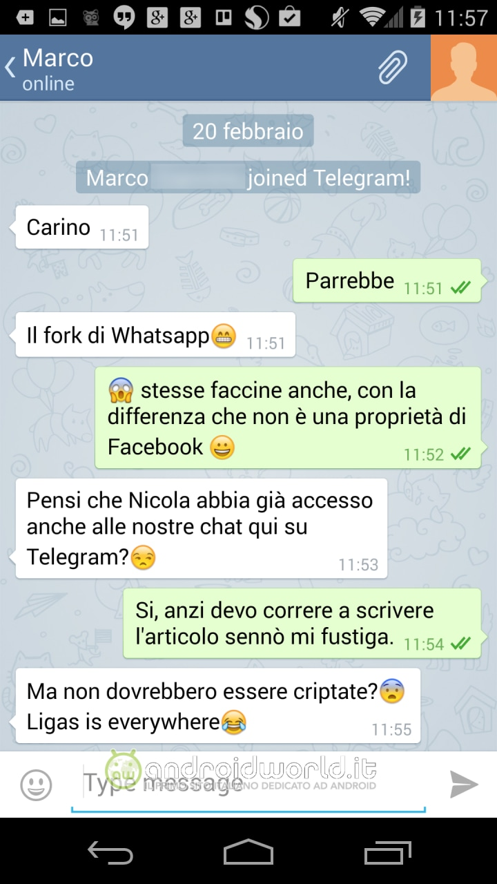 Telegram Sample (6)