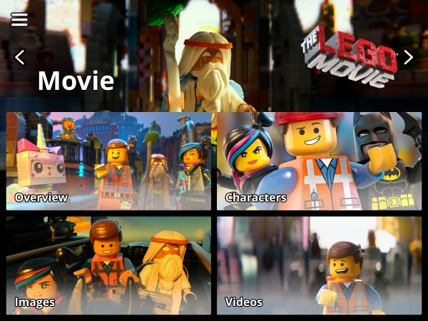 The LEGO® Movie Experience Sample (1)
