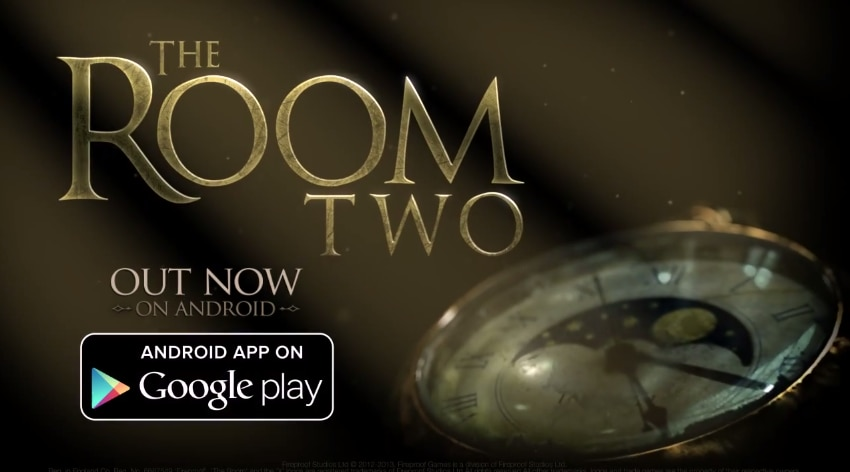 The Room Two Header