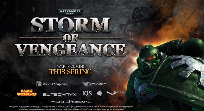 Warhammer 40K: Storm of Vengeance rimandato al 3 aprile (video)