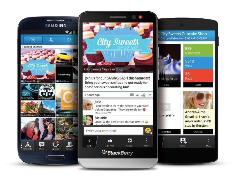 BBM porterà i messaggi a tempo e tante altre nuove funzioni anche su Android (video)