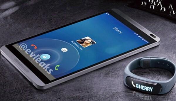 Huawei pronta con una smartband e un nuovo tablet dal sapore di HTC (aggiornato)