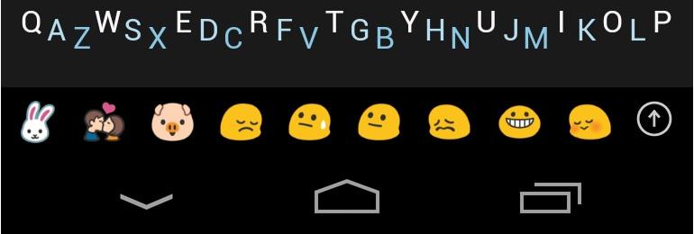 Minuum Keyboard si aggiorna con le emoji e altro ancora