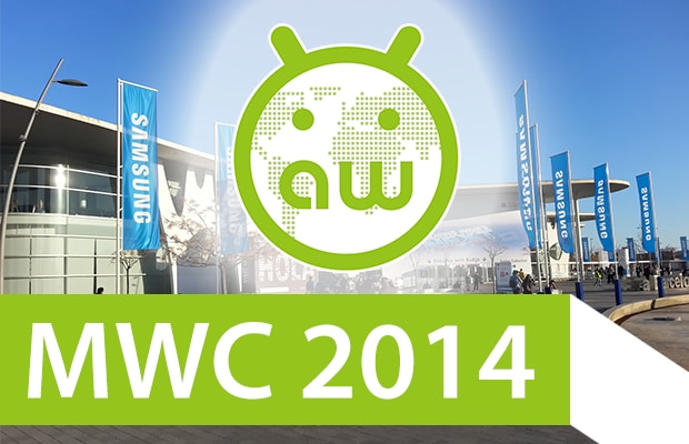 Segui AndroidWorld.it all'MWC 2014 #followAW