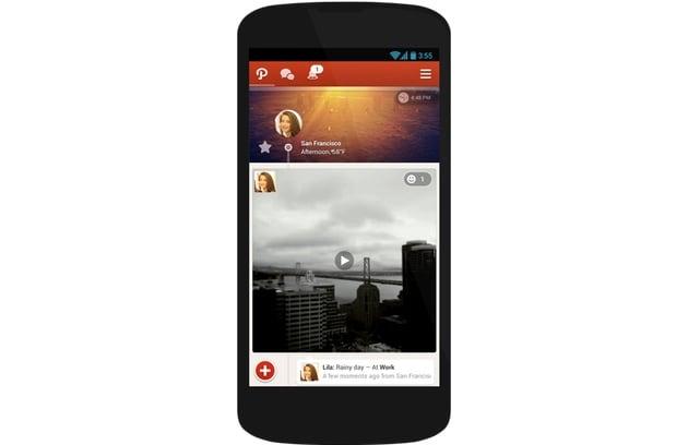 Path, il social network privato, si aggiorna aggiungendo i filmati