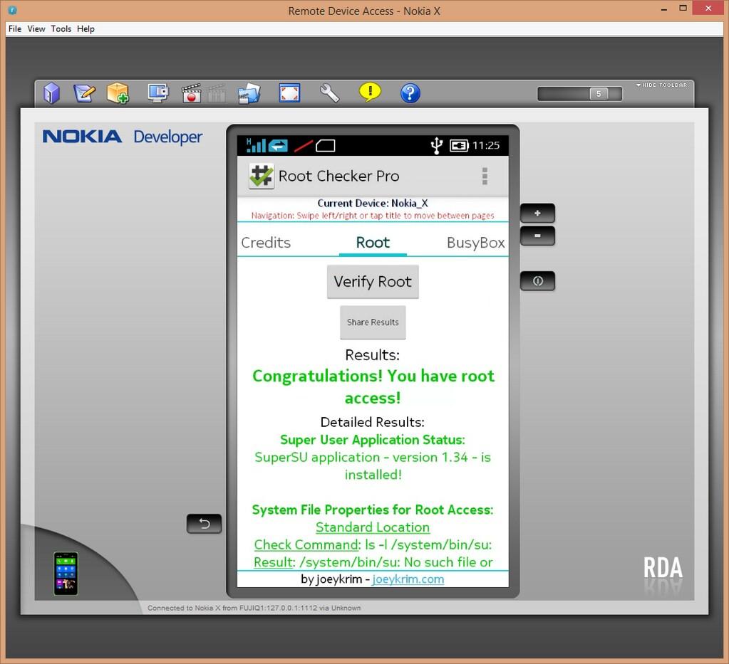 A poche ore dalla sua presentazione, Nokia X riceve il root (forse)
