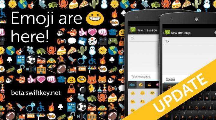 SwiftKey aggiorna ancora la sua beta (download apk)