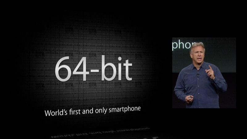 Il 55% degli smartphone e tablet avrà un chip a 64 bit nel 2018