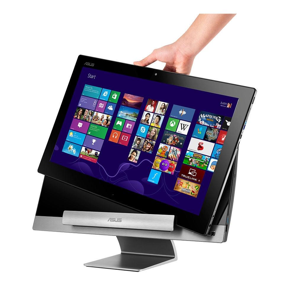 ASUS AiO P1801: il PC Windows che (più o meno) diventa tablet Android (video)