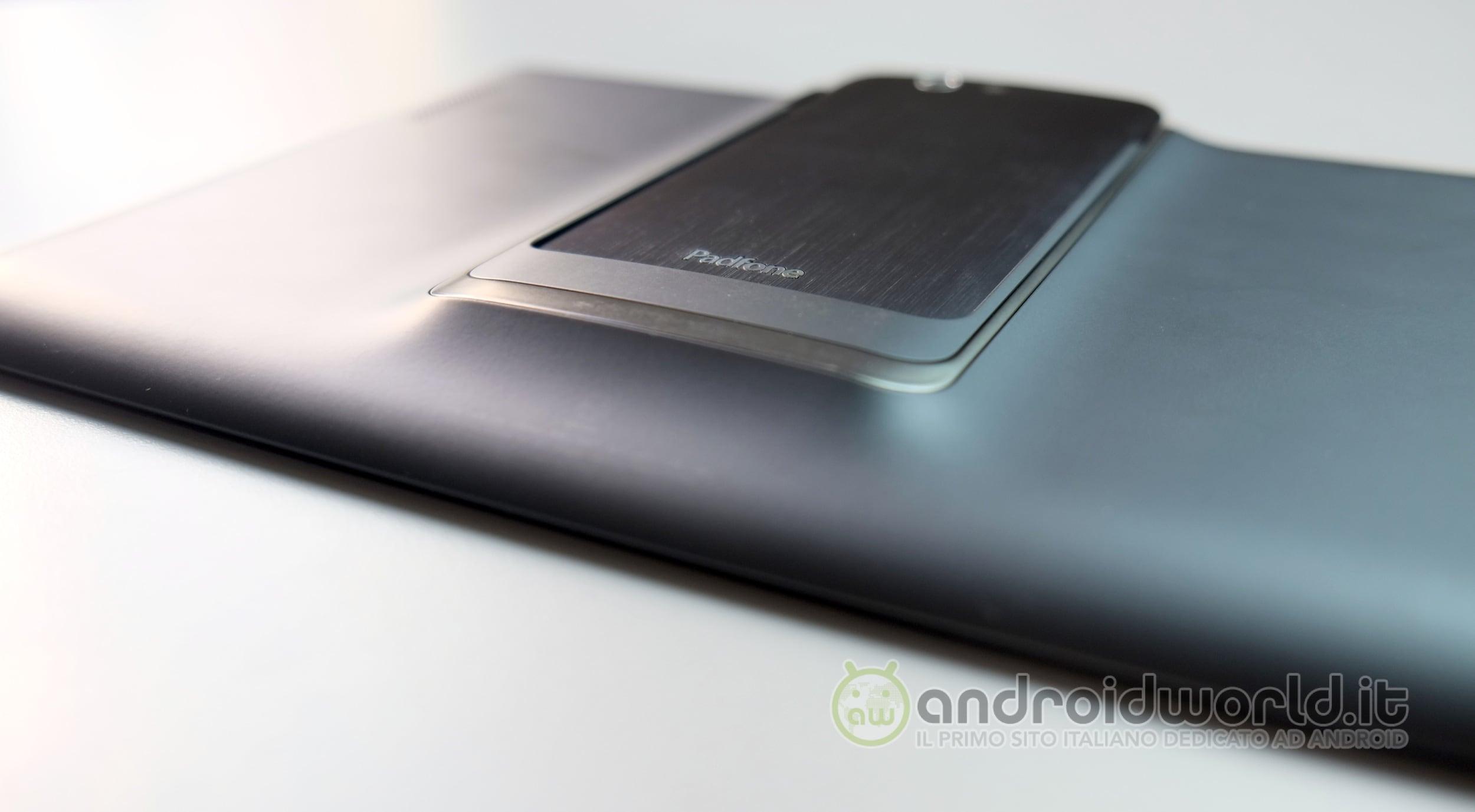 Asus The New Padfone A86 Il Nostro Unboxing Foto E Video